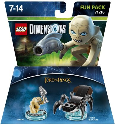 LEGO Dimensions Fun Pack Lord of the Rings: Gollum