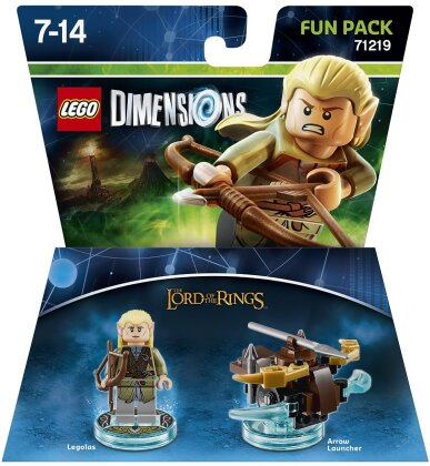 LEGO Dimensions Fun Pack Lord of the Rings: Legolas