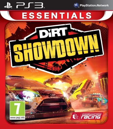 Dirt Showdown Essentials