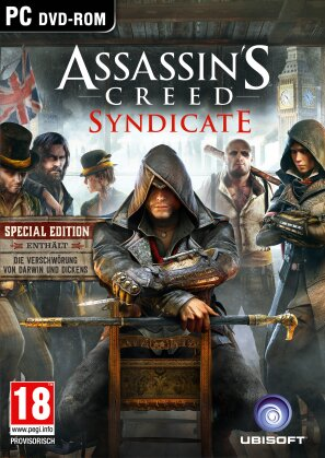 Assassins Creed Syndicate (Special Edition)