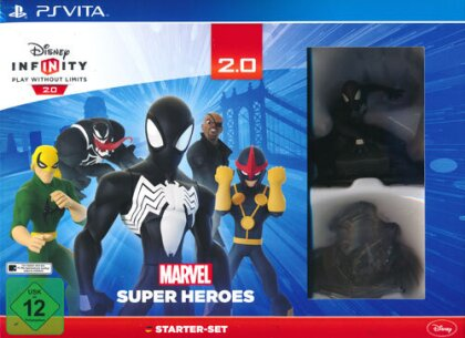 Infinity 2.0 Starter Set - Marvel Super Heroes