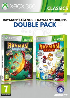 Rayman Legends + Origins