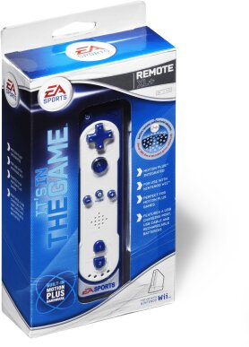 Snakebyte EA SPORTS Remote XL+ incl. MotionPlus (blue-white-colored) (off. lic.)