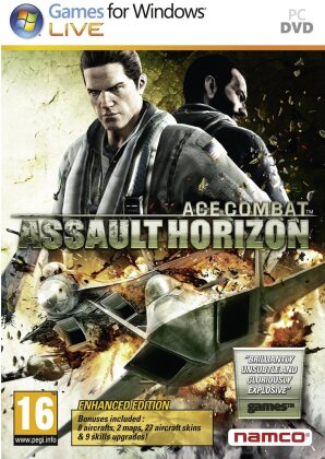 Ace Combat Assault Horizon (Enhanced Edition)