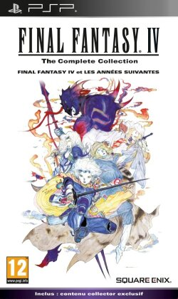 Final Fantasy IV The Complete Collection (Édition Spéciale)