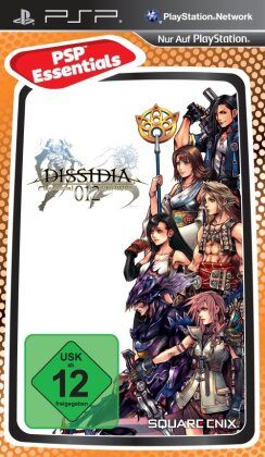 Dissidia 12 (Duodecim) Final Fantasy Essentials