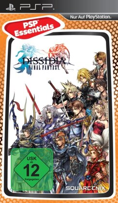Dissidia Final Fantasy Essentials