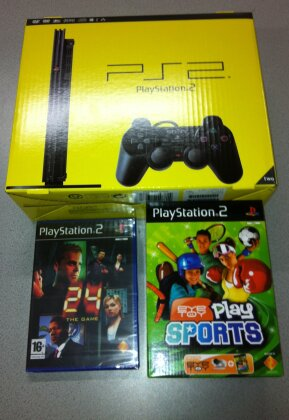 CeDe.ch PlayStation 2 Retro-Bundle