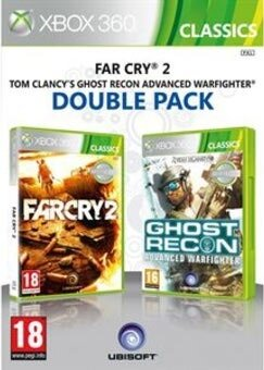 Far Cry 2 + Ghost Recon Advanced Warfighter
