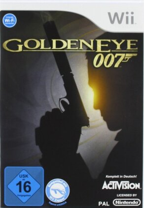 James Bond - Golden Eye