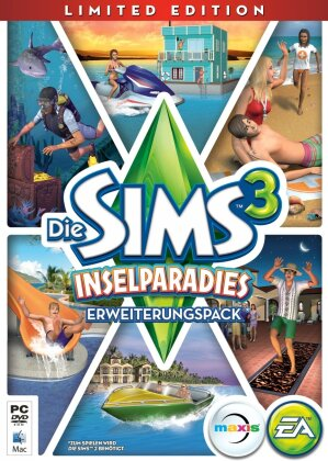 Die Sims 3 Inselparadies (Limited Edition)