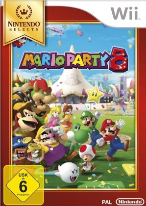 Nintendo Select: Mario Party 8