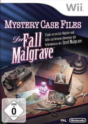 Mystery Case Files The Malgrace Incident