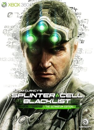 Splinter Cell - Blacklist (The Ultimatum Edition)