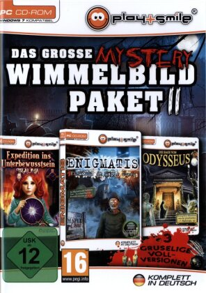 Play & Smile: Das grosse Mystery Wimmelbild Paket 2