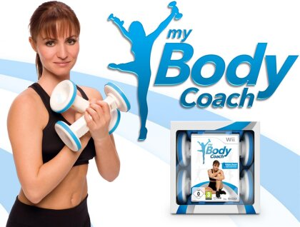 BB My Body Coach (incl. dumbbells)
