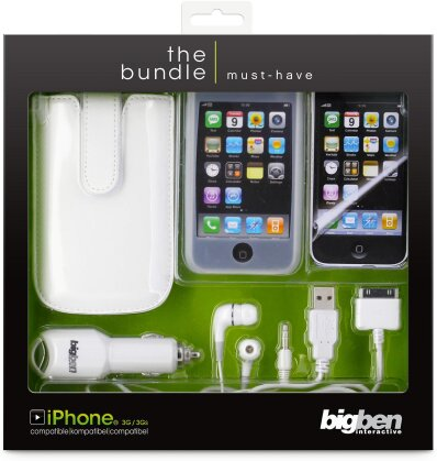 BB The Bundle - Must Have for iPhone