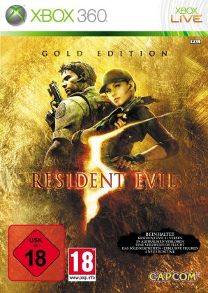Resident Evil 5 (Gold Edition)