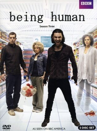 Being Human - Season 3 (3 DVDs)