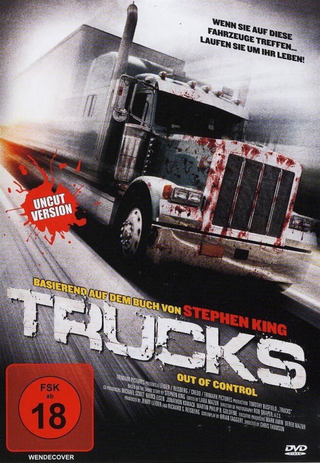 Trucks - Out of control (Uncut)
