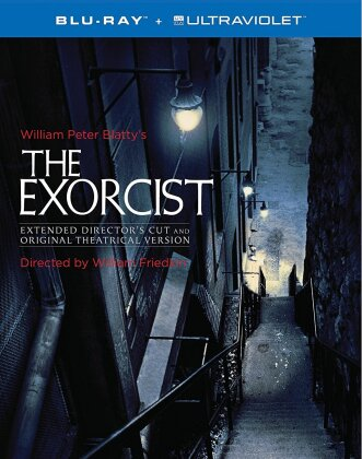 The Exorcist (1973) (Director's Cut, Blu-ray + DVD + Buch)