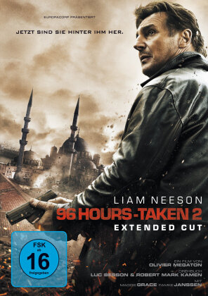 96 Hours 2 - Taken 2 (2012) (Extended Cut)
