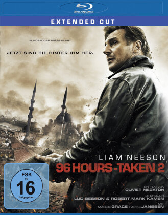 96 Hours - Taken 2 (2012) (Extended Cut)