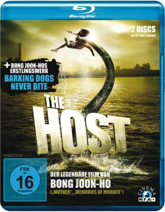 The Host (2006) (+ Bonusfilm, 2 Blu-rays)