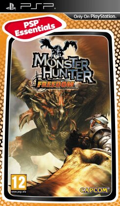 Monster Hunter Freedom Essentials
