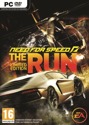 Need For Speed The Run (Édition Limitée)