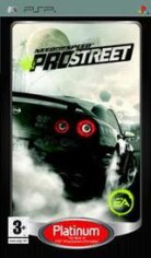 Need for Speed Prostreet Platinum