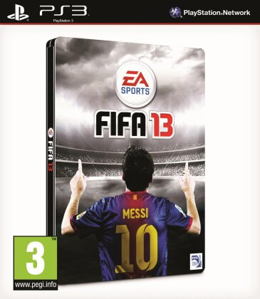 Fifa 13 Ultimate (Steelbook Edition)