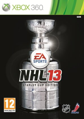 NHL 13 Stanley Cup Edition