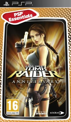 Tomb Raider Anniversary Essentials