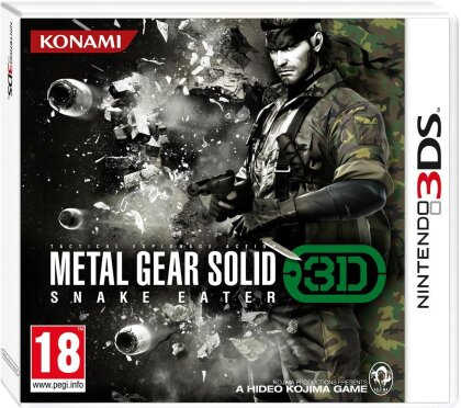 Metal Gear Solid: Snake Eater