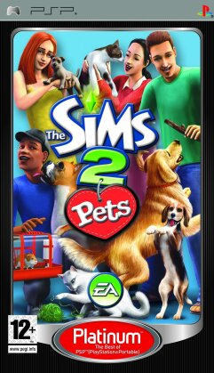 The Sims 2 Pets Platinum
