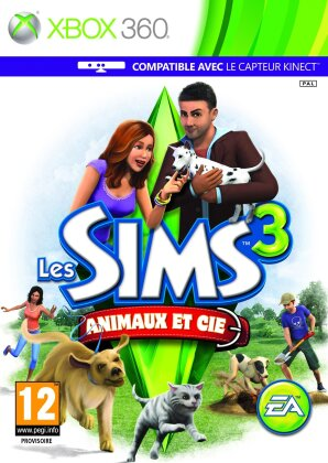 Les Sims 3 Animaux & Cie (Kinect)