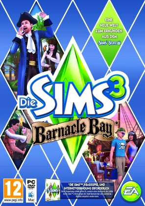 Die Sims 3 Barnacle Bay (Code in a Box)