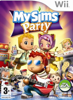 MySims Party
