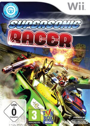 Supersonic Racer Wii