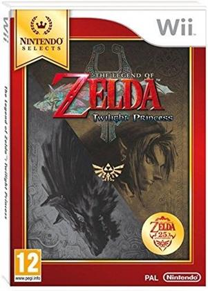 Zelda Twilight Princess SELECTS