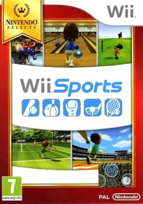 Nintendo Selects - Wii Sports