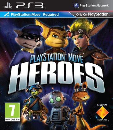 Playstation Move Heroes (Move only)