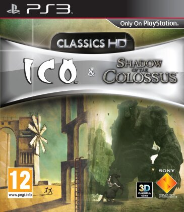 Shadow of the Colossus Collection inkl. ICO