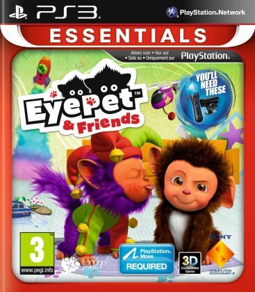 Eye Pet & Friends Essentials (Move only)