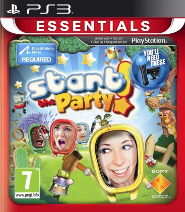Start the Party Essentials (Move only)