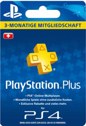 PSN Playstation Network Live Plus Card 90 Days