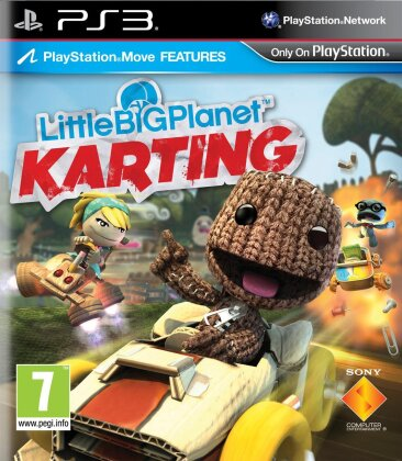 Little Big Planet Karting - (Move)