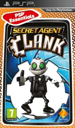 Secret Agent Clank PSP ESSENTIALS PEGI