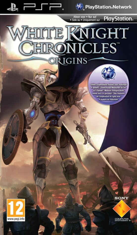 White Knight Chronicle Origins